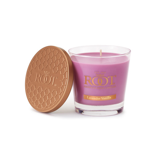 Lavender Vanilla - Glistening lavender bursts with sparkling juicy citrus notes of mandarin and clementines, blended with precious hyacinth and satiny sweet pea, class jasmine petals & white peony.