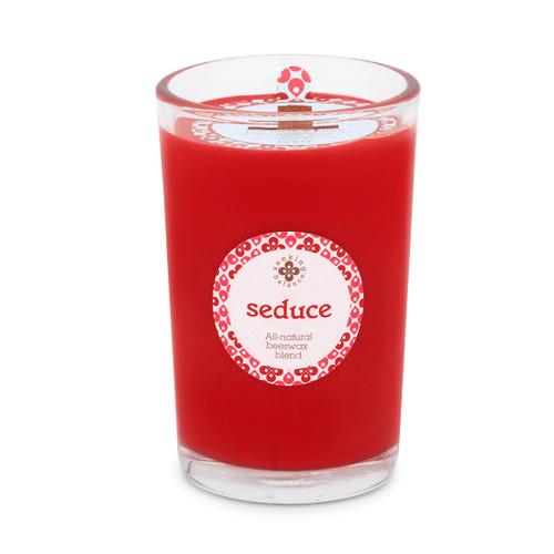 Seeking Balance® 8 oz Medium Spa Candle Patchouli & Anise Seduce