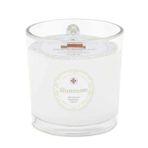 Seeking Balance® 12 oz Spa Candle Juniper Rosewood Illuminate