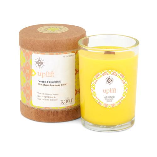 Seeking Balance® 6.5 oz Original Spa Candle Lemon & Bergamot Uplift