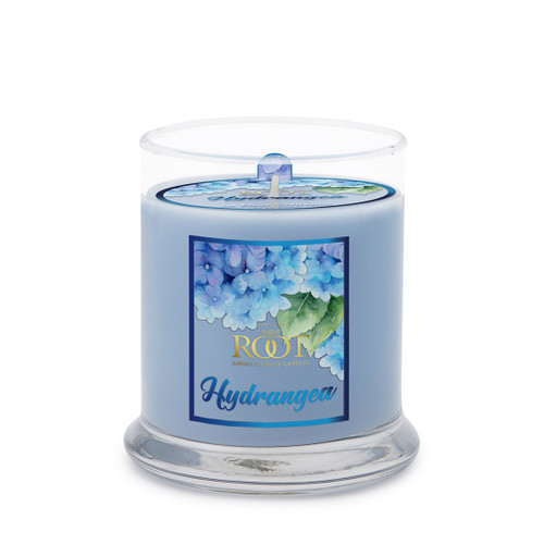 Hydrangea La Fleur Medium 8.5 oz. Candle