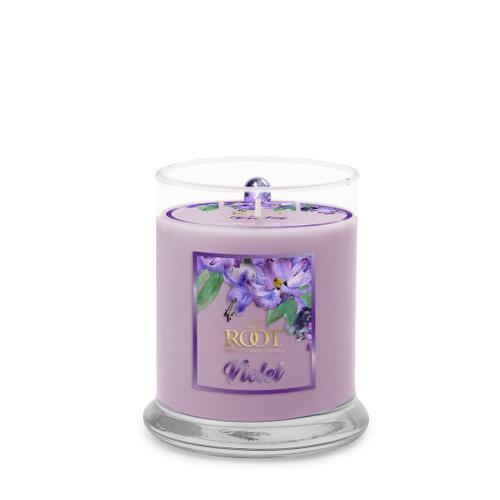 Violet La Fleur Small 5.5 oz. Candle