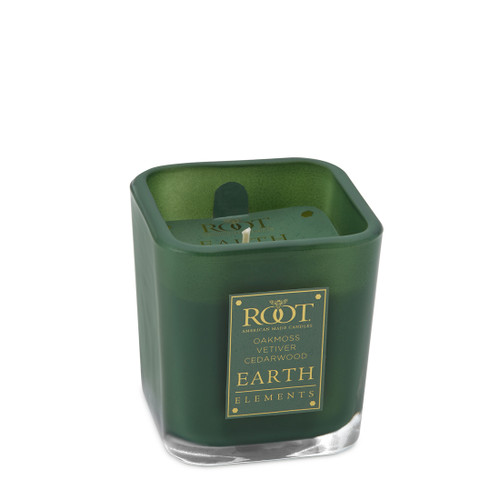 EARTH - ELEMENTS Single Wick Candle