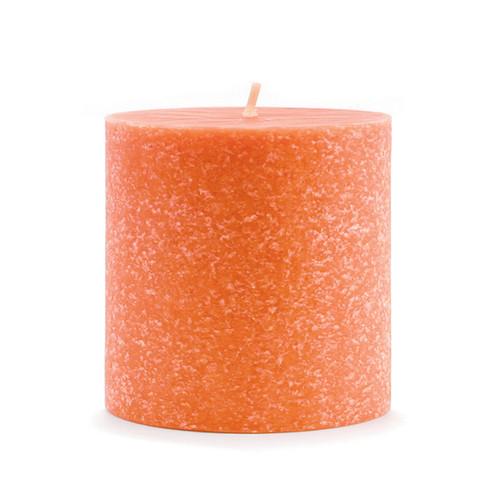 Timberline™ Pillar 3 X 3 Unscented Pumpkin