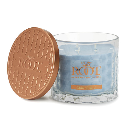 Mineral Salts 3 Wick Honeycomb Candle
