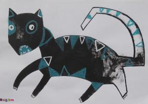 Feline Fatale series #113