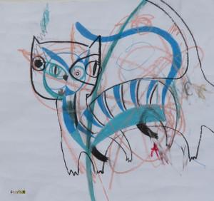 Feline Fatale series #118
