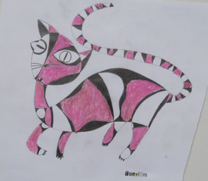 Feline Fatale series #119