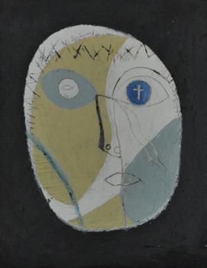 "Acrylic & Pencil on Canvas.  Unframed. Canvas Board 11 x 16"""
