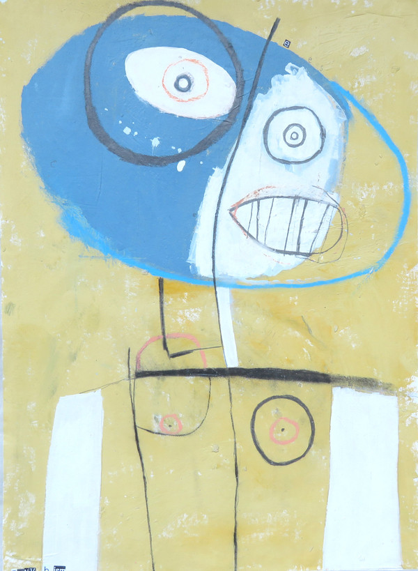 """Cheese - Mixed Media on Unstretched Canvas, 15 x 21 1/2 1/8"""""""