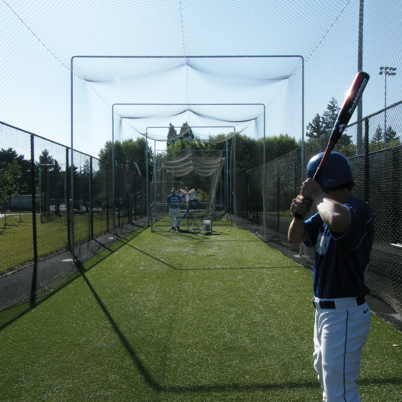 00533607b Batting Cage Frames - Jugs Sports