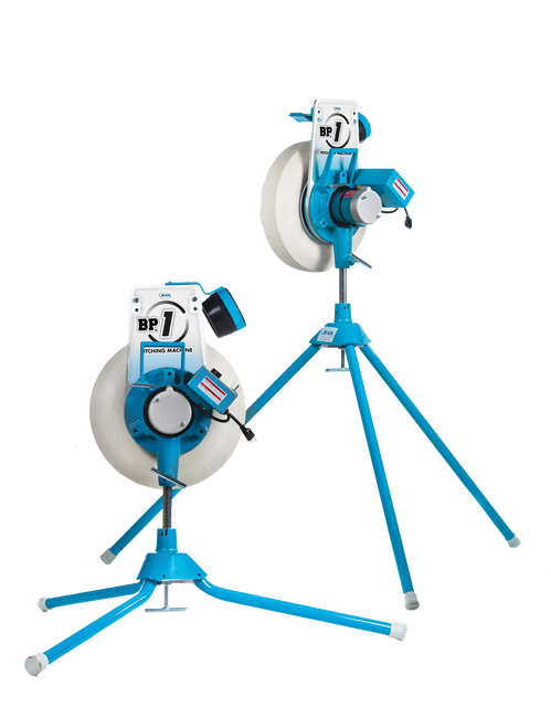 BP®1 Combo Pitching Machine for baseball and softball