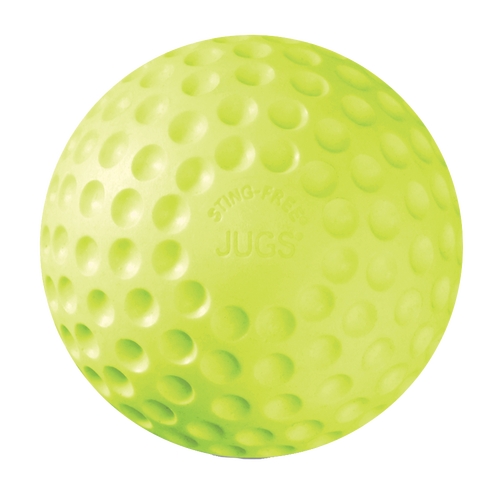 Sting-Free® Dimpled Softballs: Game-Ball™ Yellow