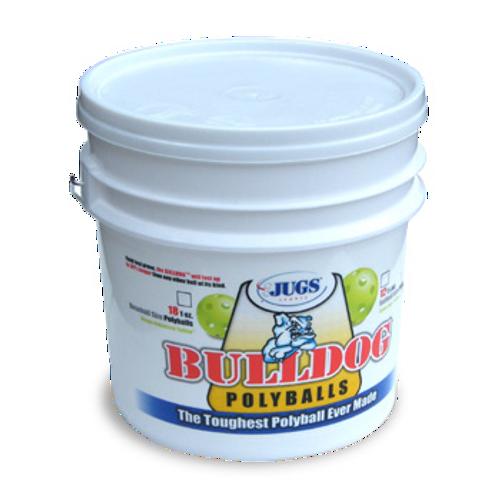 Bucket of Bulldog™ Baseballs or Softballs