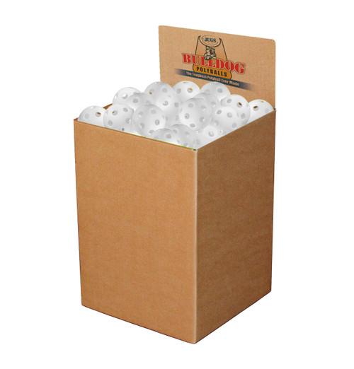 Bulk Box of Bulldog™ Baseballs or Softballs
