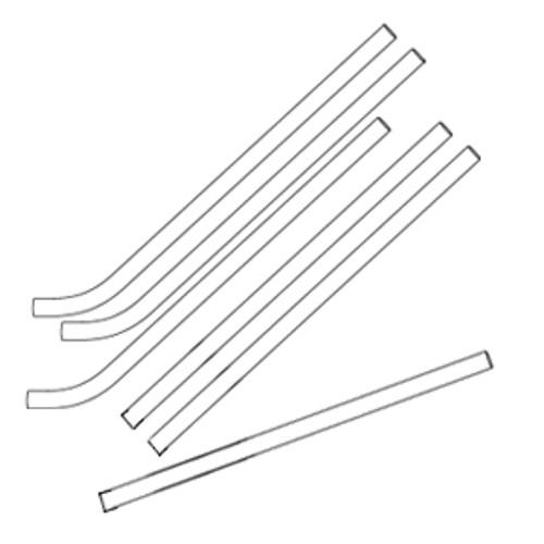Lite-Flite Machine Leg: (1)