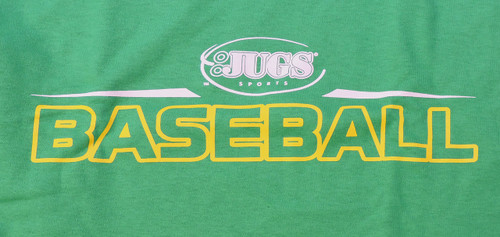 JUGS Baseball T-Shirts