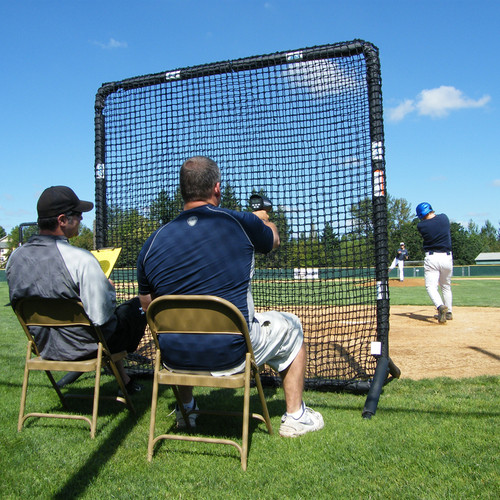 Protector™ Series: Square Baseman Screen