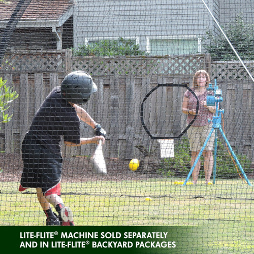 Lite-Flite®/Small-Ball® Batting Cage