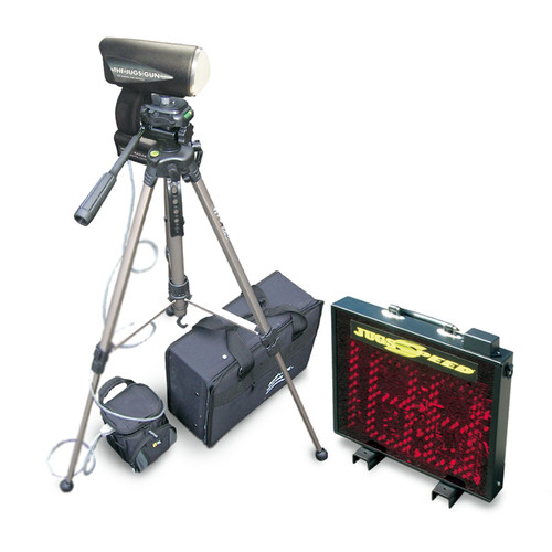 7-Inch Wireless Radar Gun Package