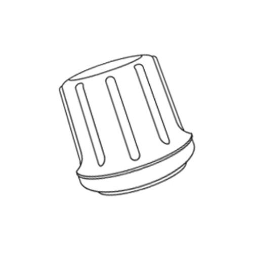 Leg Crutch Tip (1): JUGS Pitching Machines