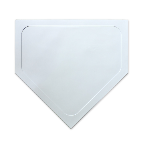 Thrown-Down Home Plate