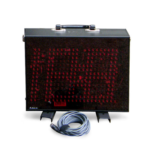JUGSSPEED™ Corded 3-Digit LED Readout Display