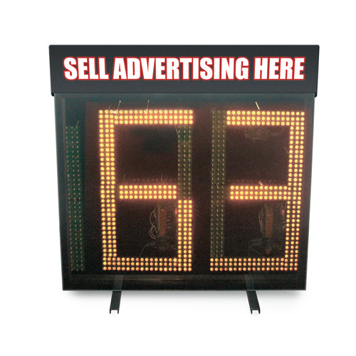 24-Inch 3-Digit Wireless LED Readout Display