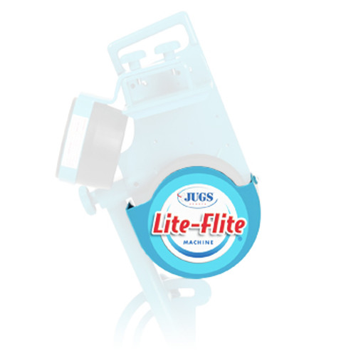 Wheel Cover: Lite-Flite Machine