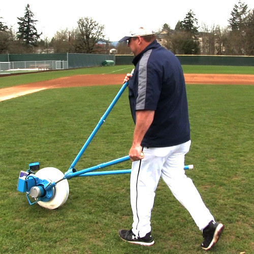 Changeup Baseball Pitching Machine