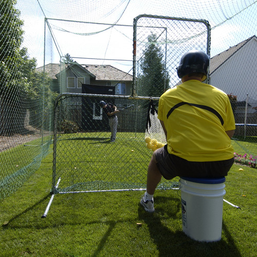 Free-Standing Sports Cage™
