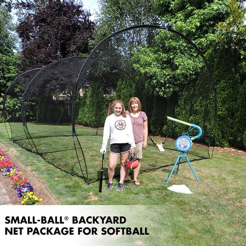 Small-Ball® Backyard Net Package