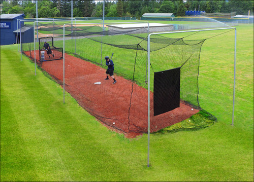 Batting Cage Nets - Jugs Sports