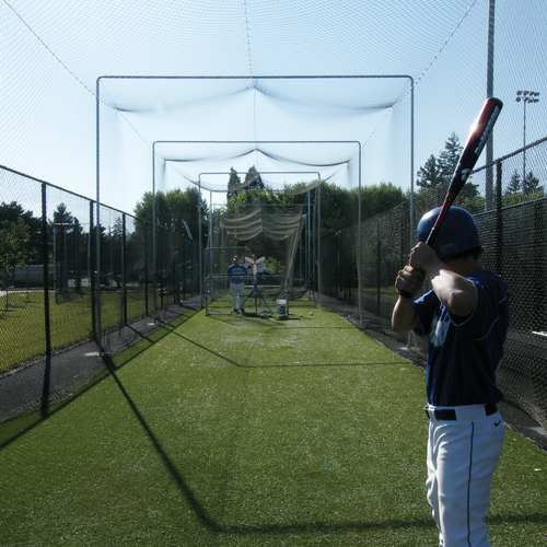 Batting Cage Frames