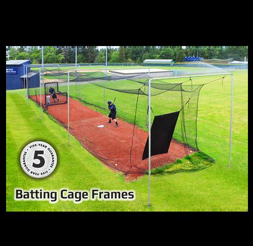 Batting Cage Frames