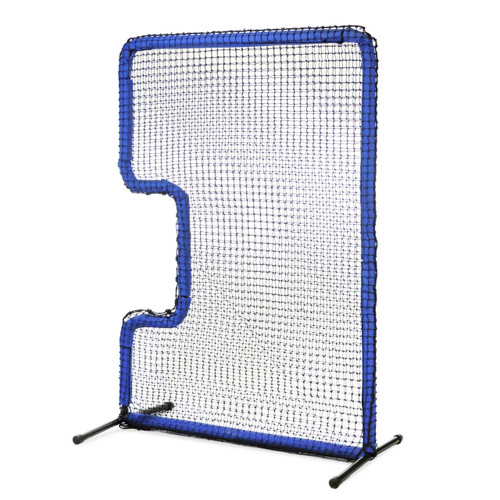 Protector™ Blue Series C-Shaped Softball Screen