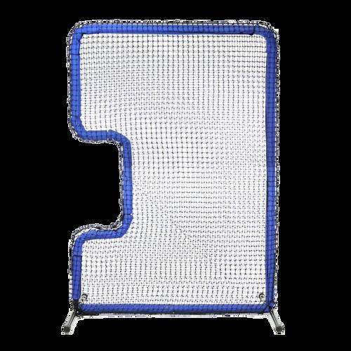 Protector™ Blue Series C-Shaped Softball Screen