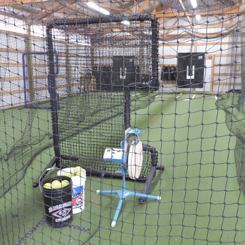 Protector™ Series: C-Shaped Softball Screen
