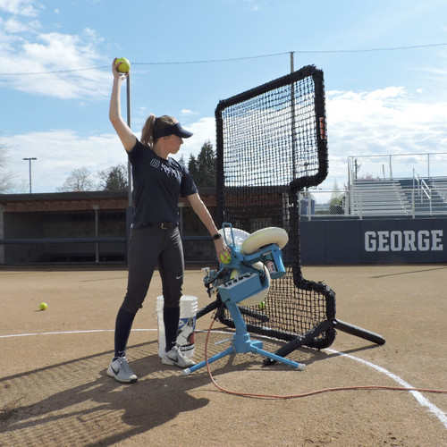 BP®3 Softball Pitching Machine with Changeup