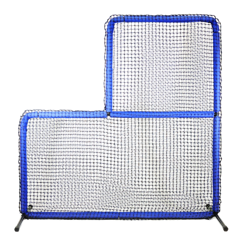 Protector Blue Series L-Shaped Pitchers Screen