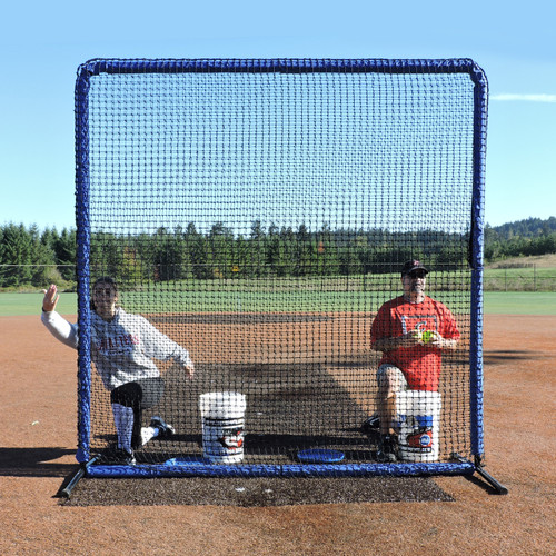 Protector™ Blue Series   8-Foot Fungo Screen