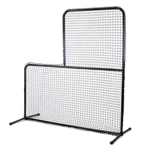Standard L-Shaped Pitchers Screen