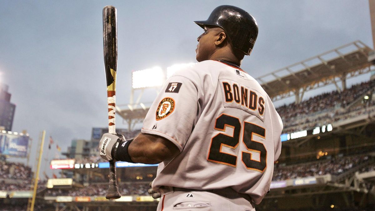 9ce347727 Barry Bonds Is Not the Home Run Leader in the Hearts of Many. Not even to Giancarlo  Stanton ...