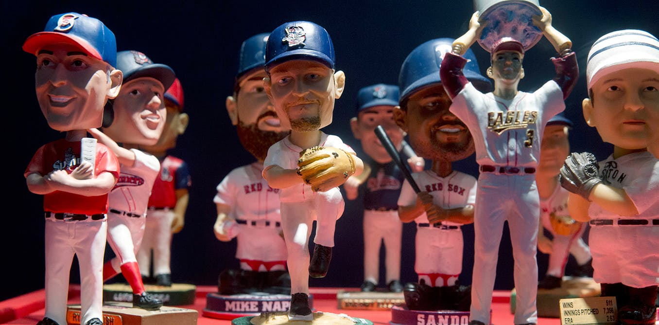 How the Baseball Bobblehead Craze Got Started and Will it End