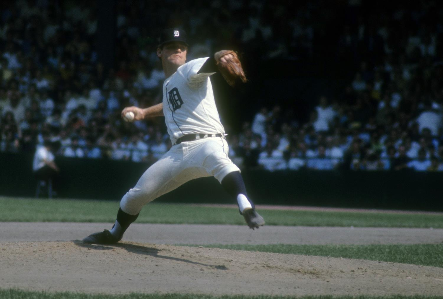 "​1968 Will Always Be Remembered as ""The Year of the Pitcher"""