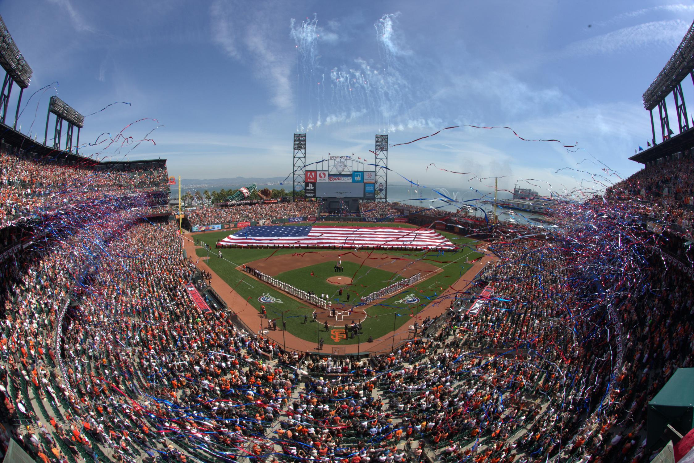 MLB ​Opening Day! 10 Cool Facts You May Not Know.