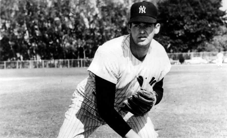 In October of 1956, Don Larsen Had Himself a Perfect Day