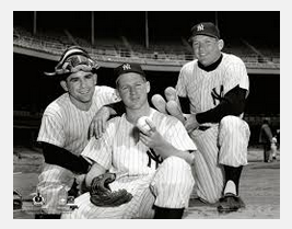 The Amazing Yankees of the 40s and 50s
