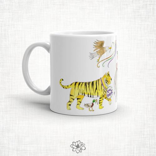Zoo Band Mug