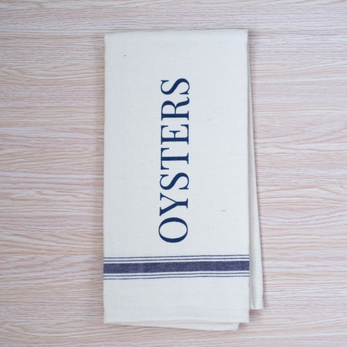 Oysters Hand Towel